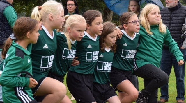 Weibliche U10 – TSV Essel holt Silber bei den Landesmeisterschaften